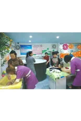 广东中山爱恩贝母婴护理中心